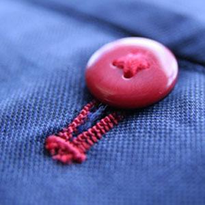 ボタンホール_違う糸の色