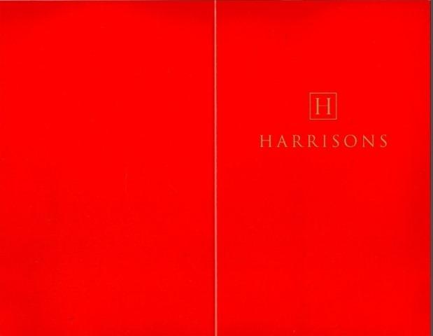 ハリソンズREGENCY〈イズント〉