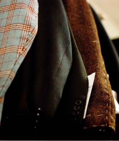 Harris Tweed〈イズント〉