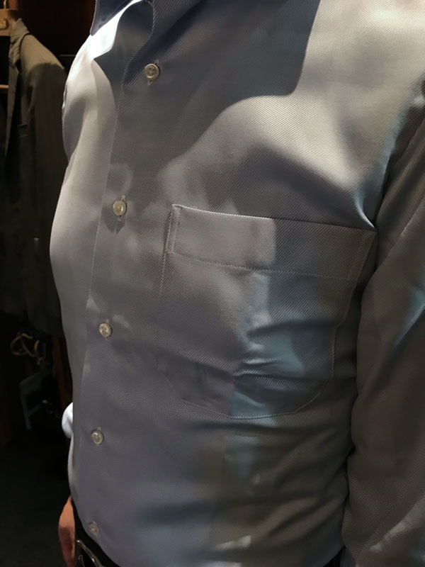 お客様オーダーシャツ〈イズント〉